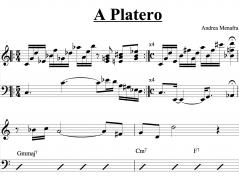 A Platero, dal cd Mixtour di Andrea Menafra